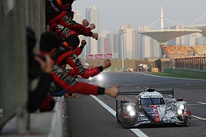 Fotogallery WEC: la Rebellion vince alla 4 Ore di Shanghai