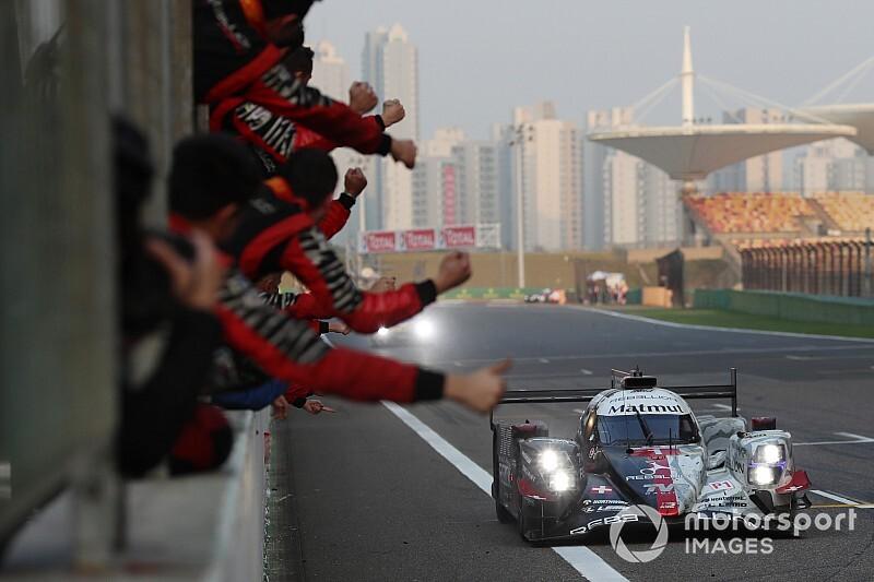 Fotogallery WEC: la Rebellion vince alla 4 Ore di Shanghai