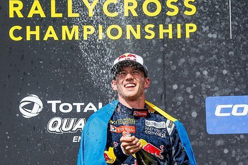 Dramatisches WRX-Finale: Timmy Hansen ist Rallycross-Weltmeister 2019!