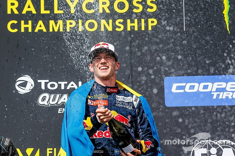 South Africa World RX: Timmy Hansen crowned champion