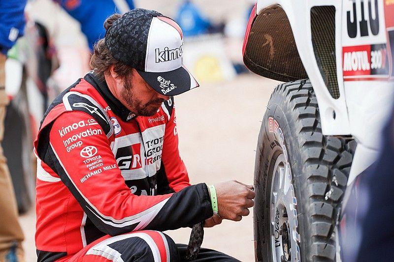 ¿Por qué han pinchado tantos autos en el Dakar 2020?