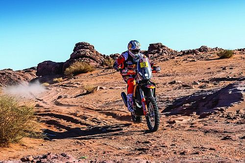 Dakar 2020, Stage 4: Sunderland beats Cornejo to win