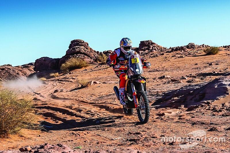 Dakar 2020, 4. etap: Sunderland, Cornejo'nun önünde kazandı