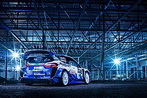 M-Sport Ford gotowy do walki