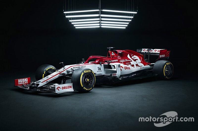 Alfa Romeo, 2020 Formula 1 aracı C39'u tanıttı!