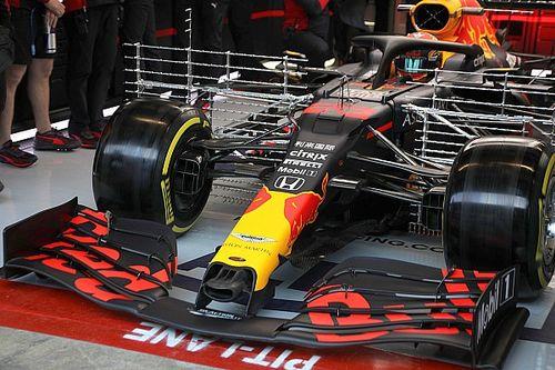 GALERÍA TÉCNICA: actualizaciones de los F1 en Barcelona, día 2