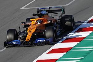 """Sainz : """"Difficile pour McLaren"""" face à des écuries aidées"""