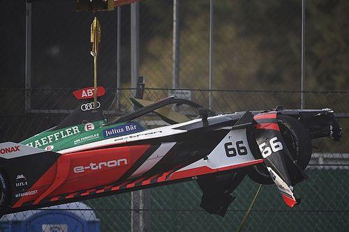 Formel E Mexiko: Daniel Abt nach Unfall im Krankenhaus untersucht