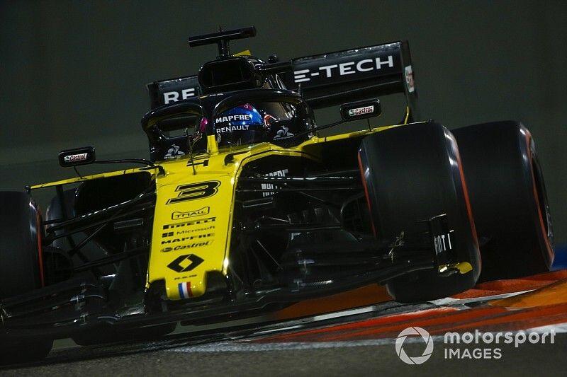 Ricciardo n'est pas optimiste pour faire plaisir à Renault