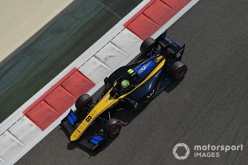 Ghiotto gana la última carrera de la F2 2019 y Latifi, subcampeón