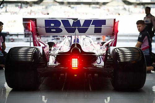 Racing Point: la galleria Mercedes aiuta a guardare in alto