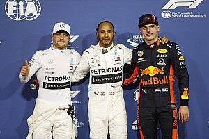 La parrilla de salida del GP de Abu Dhabi