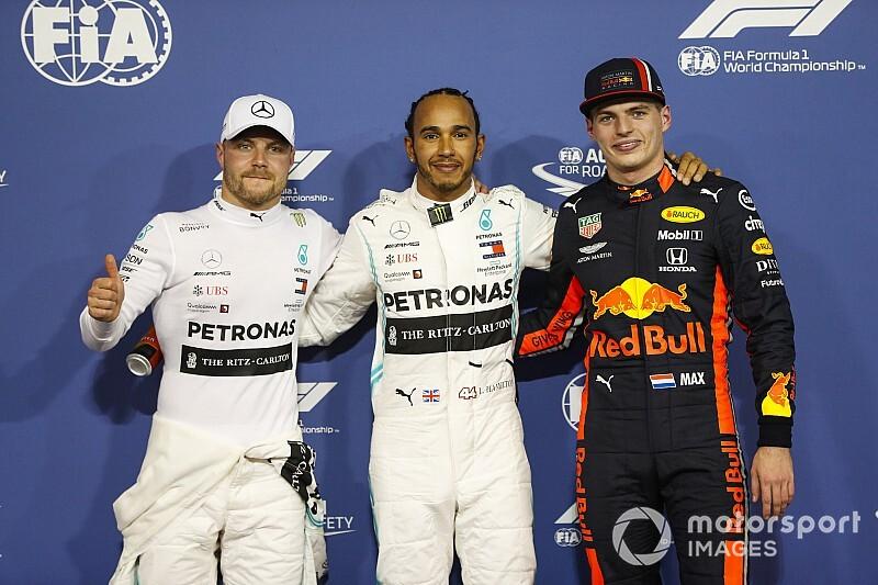 Abu Dhabi GP: Sezonun son pole pozisyonu Hamilton'ın!