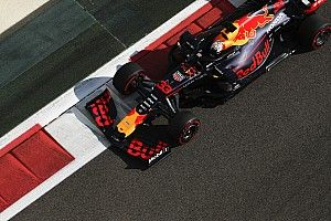 Abu Dhabi GP: Verstappen edges Mercedes duo in FP3