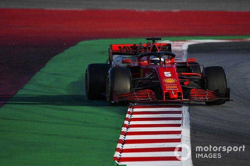 Vettel señala la debilidad de Ferrari frente a sus rivales