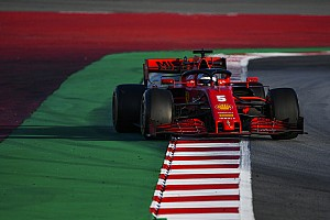 Vettel pinpoints Ferrari's main weakness compared to rivals