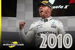 GALERÍA: campeones del mundo de la década de 2010