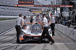 Los Acura mandan en la sexta práctica de Daytona