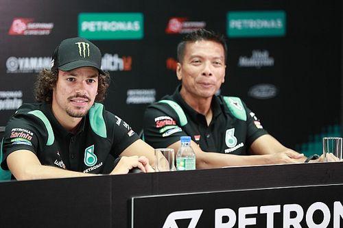 Petronas prêt à prolonger Morbidelli avant le début des courses