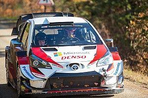 WRC: ecco le prime foto dell'esordio di Rovanpera con Toyota