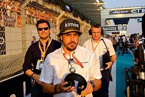 Zint Liberty Media op een F1-comeback van Alonso?