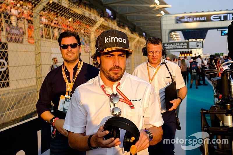 Brundle: Alonso wil in 2021 waarschijnlijk comeback in F1 maken