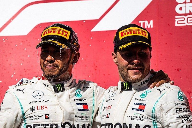 "Bottas tiene un ""plan"" secreto para vencer a Hamilton en 2020"