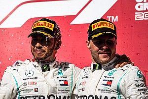 """Bottas'ın 2020'de Hamilton'ı yenmek için """"gizli bir planı"""" var"""