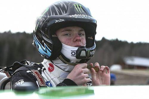 Oliver Solberg Debut dengan Mobil WRC di Reli Arctic