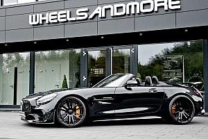 750 lóerősre tuningolta a Mercedes-AMG GT R Roadsert a Wheelsandmore