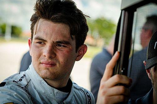 O'Ward emocionado tras su primer test con McLaren