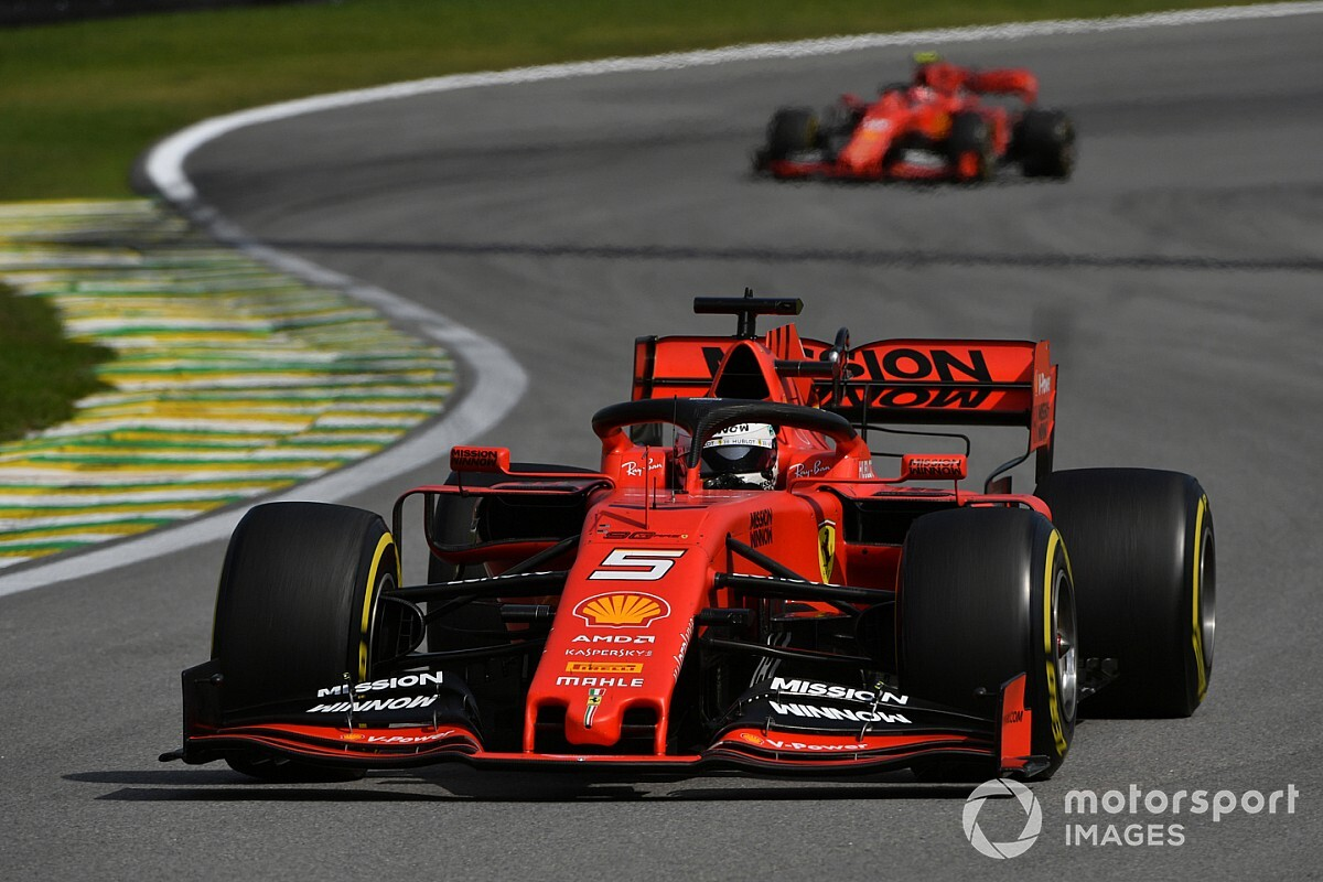 Vettel had upper hand on Leclerc in races - Heidfeld