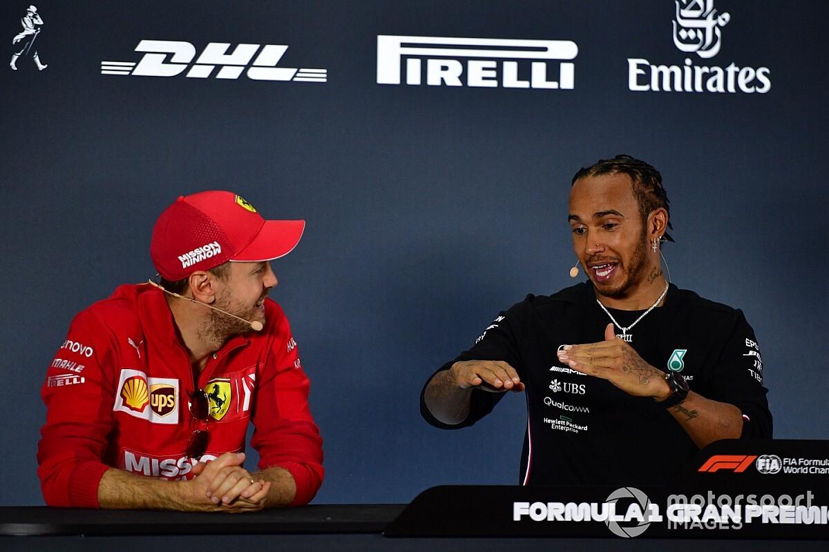 Az F1-ben többen is arra próbálják rávenni Vettelt, hogy legyen aktív az Instagramon