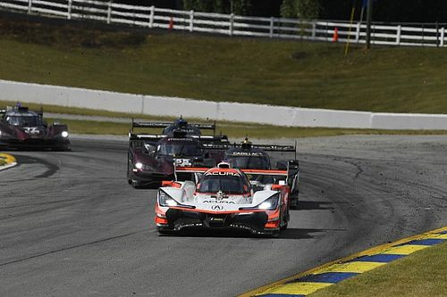 Montoya inicia tercero en el Roar Before the Rolex 24