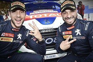 Tommaso Ciuffi e la Peugeot 208 vincono il CIR 2 ruote motrici