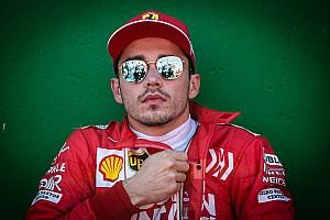 Belçika'dan bu yana olan mini şampiyonada Leclerc lider