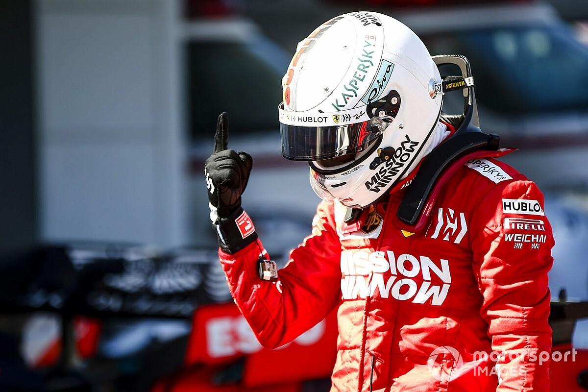 Vettel legboldogabb csapatrádiós üzenetei a Ferrarinál: videó