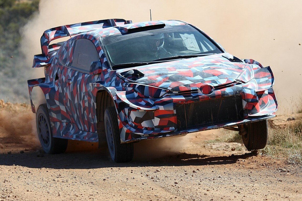 WRC: lo stop dei test fa saltare l'arrivo della Toyota Yaris GR?