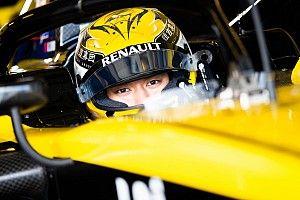 Fiatal kínai tesztpilótája lesz a Renault-nak a Forma-1-ben
