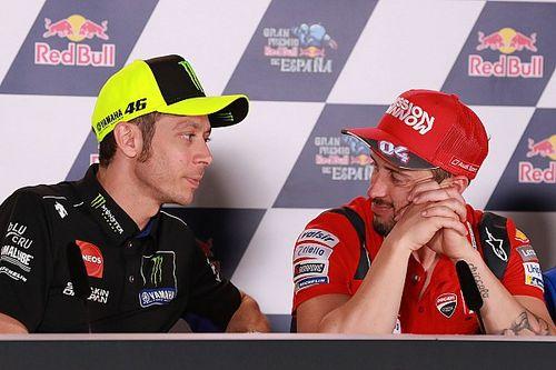 """Dovi: """"La scelta di Rossi? Chapeau. E' un segnale per il futuro"""""""