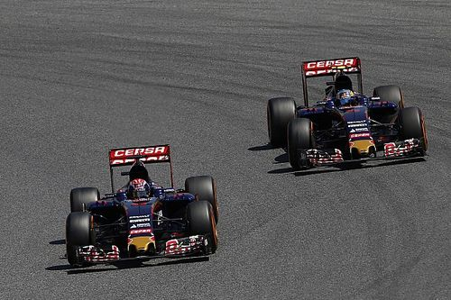 """Sainz over Toro Rosso-tijd: """"Gevecht met Verstappen was geweldig"""""""