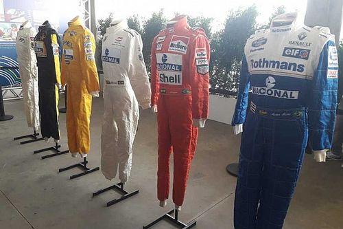 El Circuito de Interlagos celebró el Senna Day
