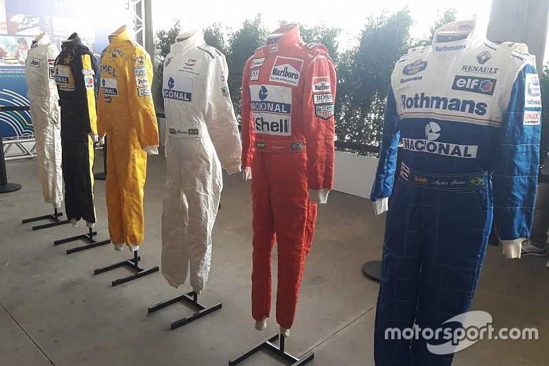 Em Interlagos, Senna Day celebrou legado do tricampeão da F1