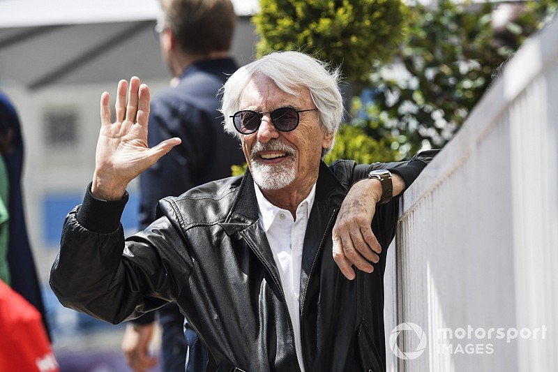 """Ecclestone: """"F1'in büyük değişikliklere ihtiyacı yok"""""""