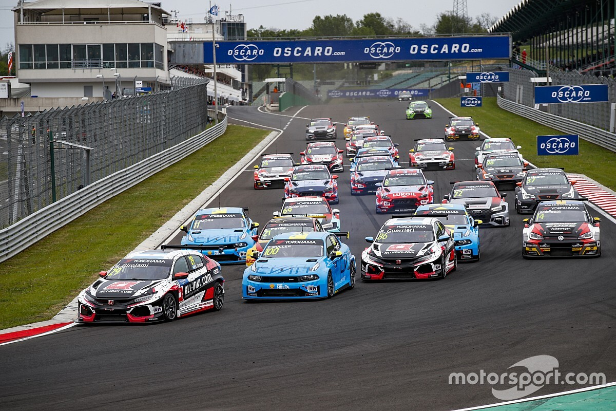 WTCR switches opener from Salzburgring to Zolder