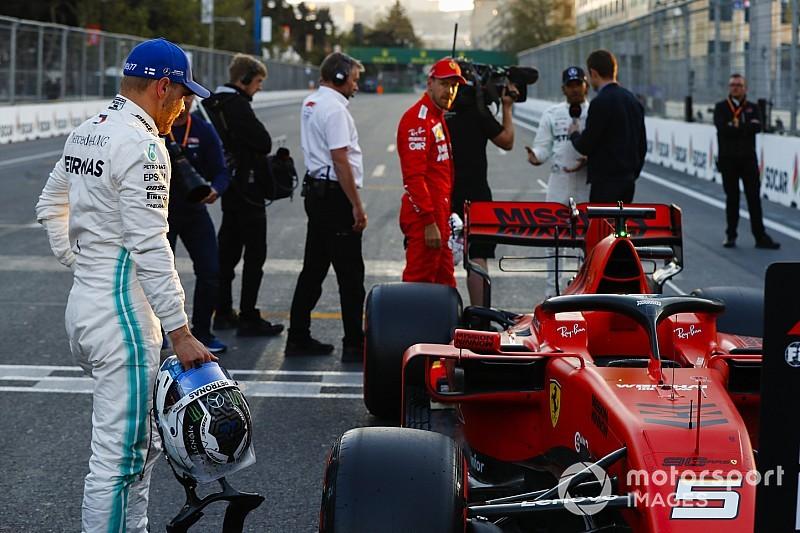 好調フェラーリを逆転。メルセデス、フロントロウを独占できた2つの理由とは