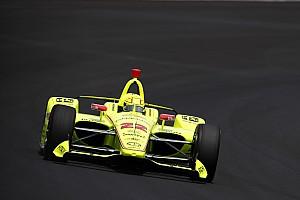 Qualifs - Simon Pagenaud décroche la pole à Indianapolis!