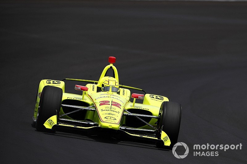 Qualifs - Simon Pagenaud décroche la pole à Indianapolis !