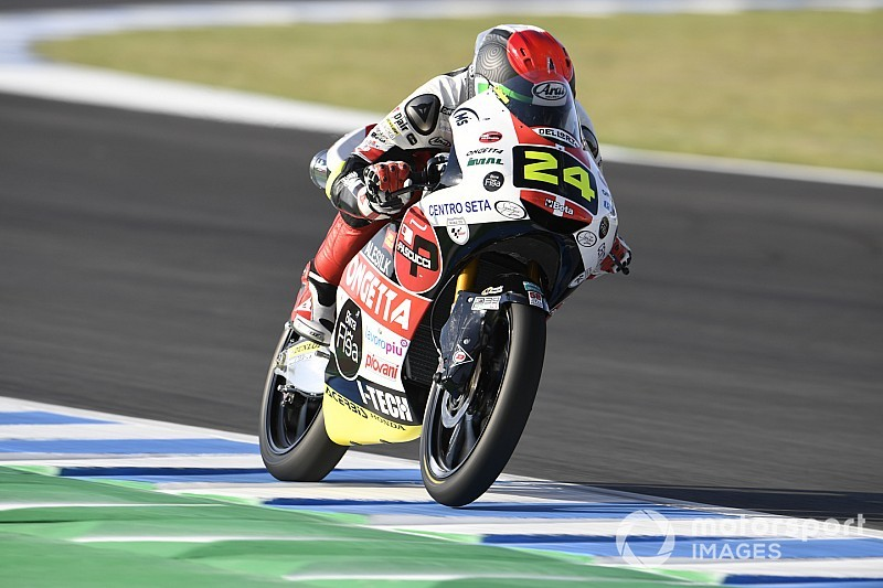 Moto3スペイン予選:鈴木竜生が2番グリッド獲得! ポールポジションはダラ・ポルタ