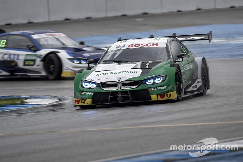 Hockenheim DTM: Wittmann takes first pole of new era